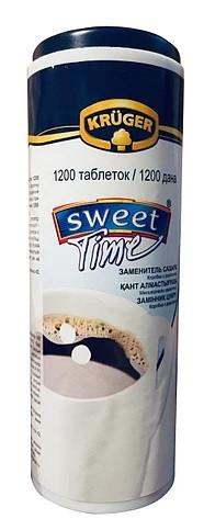 Замінник цукру Sweet Time Kruger 1200 таблеток