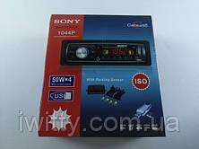 Автомобильная магнитола  Sony 1044P MP3/FM/USB  + Парктроник на 4 датчика, фото 3