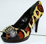 Туфли женские на высоком каблуке11059503, фото 3