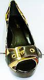 Туфли женские на высоком каблуке11059503, фото 5