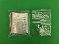 .Пакет с замком zipp 15x20  польские(100шт) (1 пач), фото 1