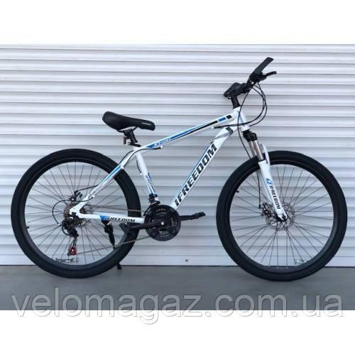 """Велосипед гірський TopRider-903 26"""" рама 17"""""""