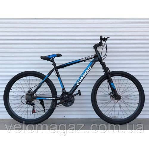 """Велосипед горный TopRider-275, стальная рама 17"""", колеса  27,5"""" *2.25"""