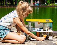 Пляжный Домик для кукол LOL с мебелью FANA (2402)