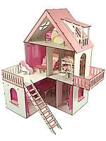 Кукольный домик для LOL Солнечная Дача с мебелью FANA (2102)