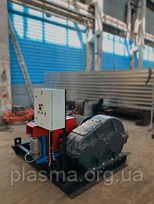 Лебідка електрична монтажна ЛМ-5