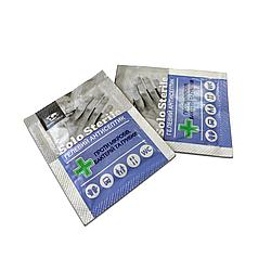 Антисептик для рук Solo Sterile саше (3г) - упаковка (80шт.)