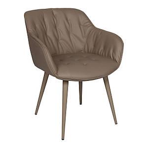 Обеденное кресло VIENA (Виена) мокко от Nicolas, экокожа