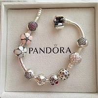Серебряные браслеты в стиле Pandora: всё, что нужно знать почитателям бренда