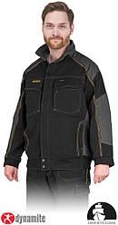 Куртка рабочая с эластичной сеткой под мышками Lebber&Hollman (спецодежда рабочая) LH-DYNAMITE-J BS