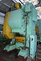 Пресс для холодного выдавливания К0034, усилием 250 тн., фото 1