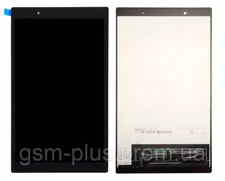 Дисплей Lenovo Tab 4 8 Plus TB-8704X complete Black
