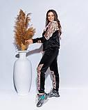 Оригинальный велюровый костюм размеры: 48-50,52-54,56,58,60, фото 5