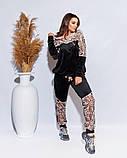 Оригинальный велюровый костюм размеры: 48-50,52-54,56,58,60, фото 4