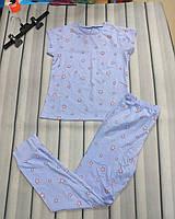 Пижама для девочки со штанами, фото 1