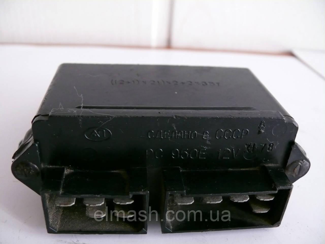 Реле поворотов РС950 ЗИЛ, ПАЗ, фото 1