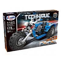 "Конструктор Winner 1121 ""Мотоцикл"" 178деталей"