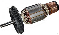 Якорь болгарки Bosch GWS 20-180 и GWS 21-180 (205х54 посадка 10 мм)