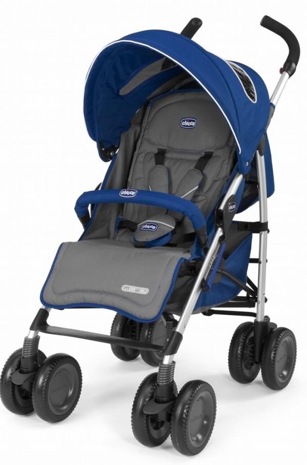 Коляска Chicco Multiway Evo Stroller Blue