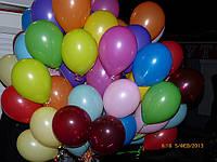 Гелевые Шарики,30 см,c Hi-float,разноцвет(10-14 цветов).Заказать шарики:093-969-47-97; 098 809 69 29