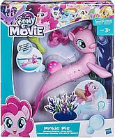 Интерактивная Пинки пай морская пони подарочная упаковка My Little Pony Pinkie Pie Swimming Seapony