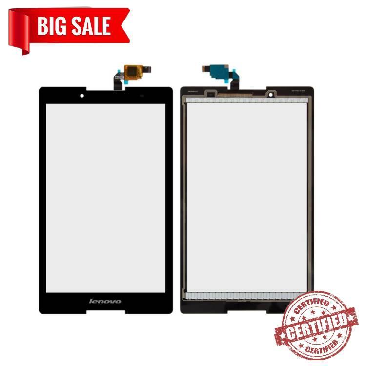 Сенсор (тачскрін) для планшетів Lenovo Tab 2 A8-50F, Tab 2 A8-50LC, чорний