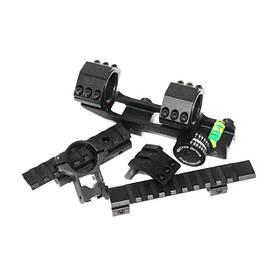 Кріплення та аксесуари для оптичних прицілів і навісів