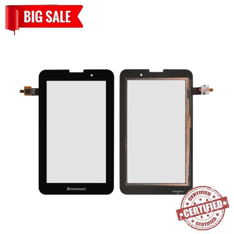 Сенсорний екран для планшетів Lenovo IdeaTab A3000, IdeaTab A5000, чорний