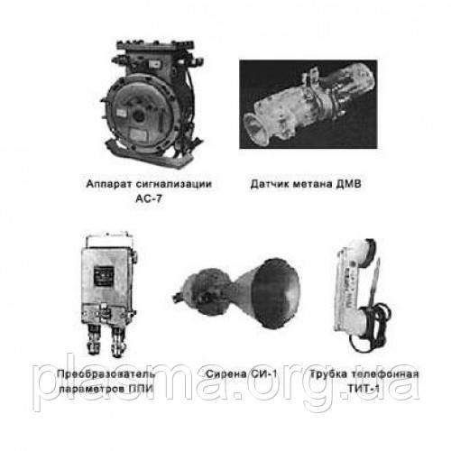 Аналізатор метану термокаталітичний швидкодіючий АТБ
