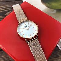Наручные часы Daniel Wellington 32 мм  Gold-White