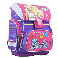 Школьный каркасный рюкзак для девочки Barbie (Барби): 40 см, 19 литров, 1 отделение
