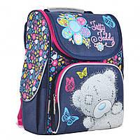 Ортопедический рюкзак для девочки c мишкой Тедди