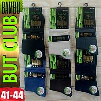Мужские носки демисезонные BYT club Турция 41-44р  асорти  НМД-05875
