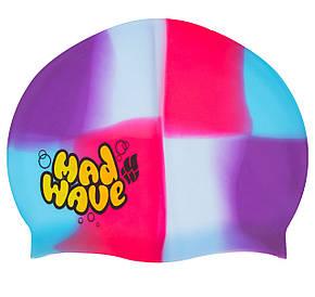 Шапочка для плавання дитяча MadWave MULTI JUNIOR M054901