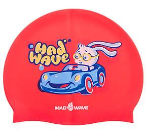 Шапочка для плавання дитяча BUNNY M057812000W