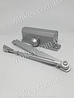 Дверной доводчик RYOBI 9903 STD с ножницами Серебро