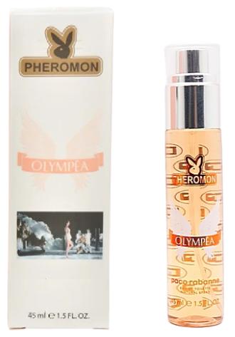 45мл мини парфюм Pheromon Paco Rabanne Olympea (Ж)
