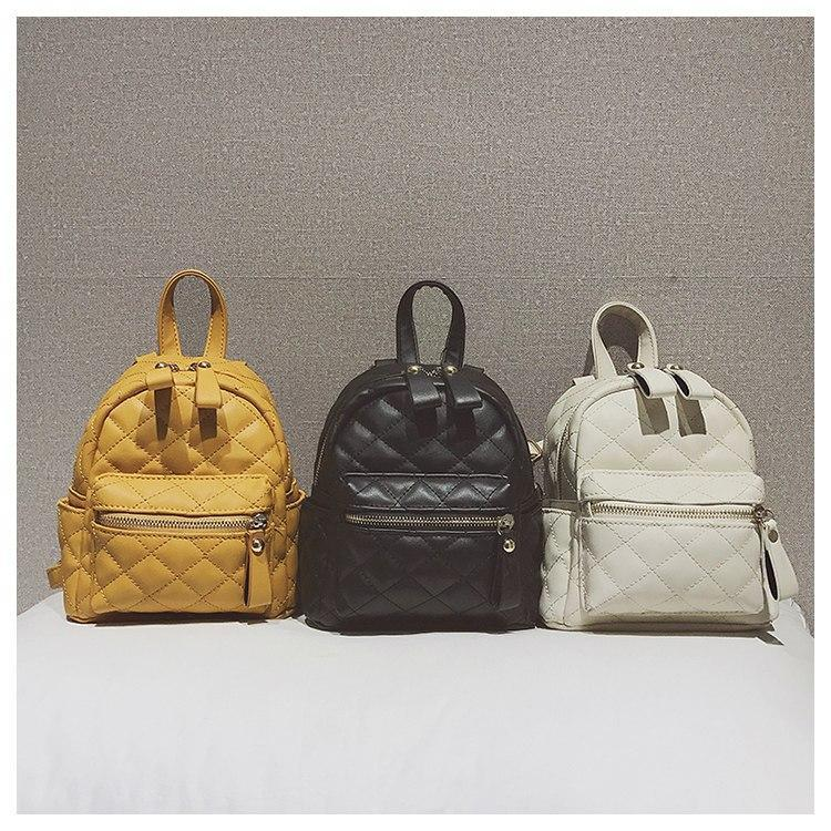 Рюкзачки отличного качества в 3-х цветах горчица, молочный и черный.