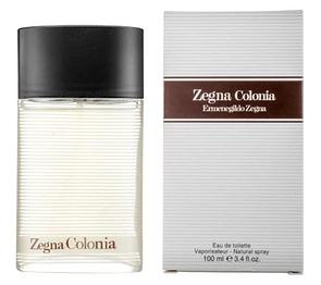 Мужская парфюмированная вода Zegna Ermenegildo Zegna Colonia, 100 мл