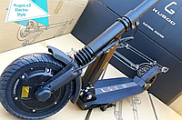 Электросамокат KUGOO S3 Черный
