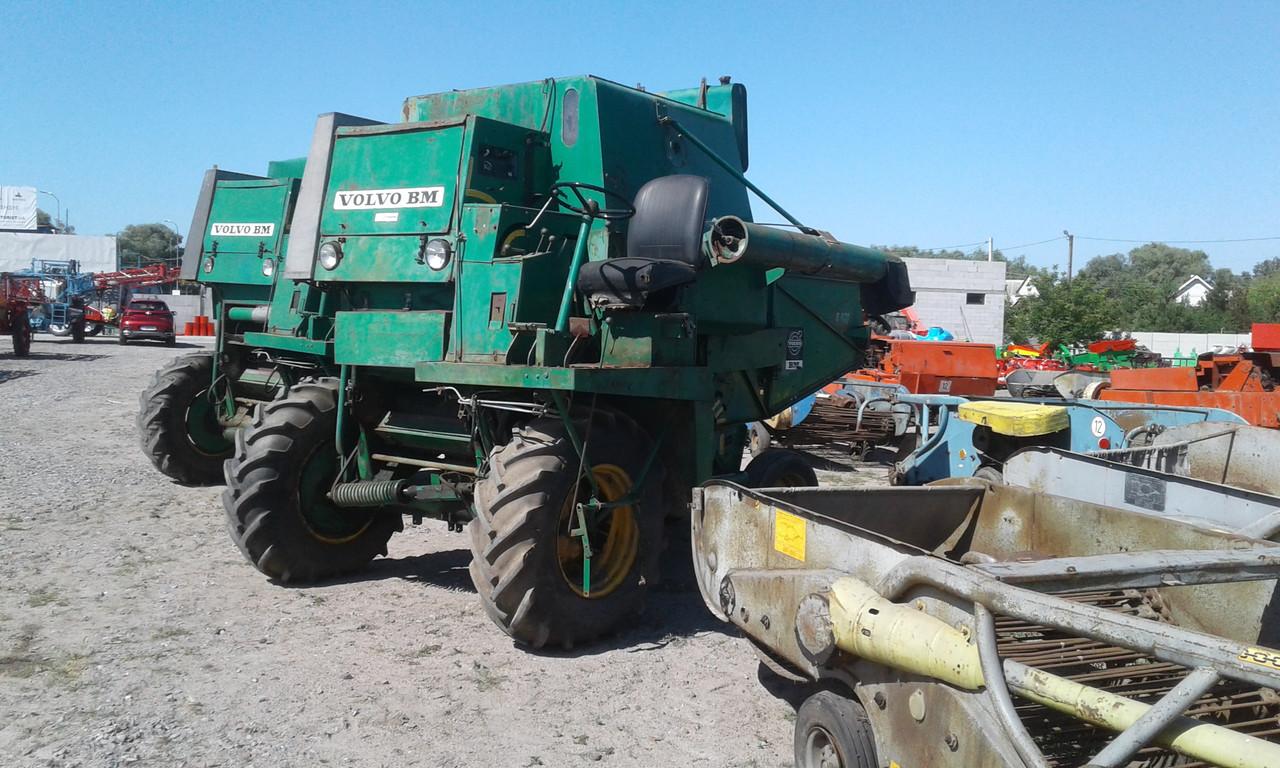 Зернозбиральний міні комбайн Вольво 830 Volvo ВМ АВ