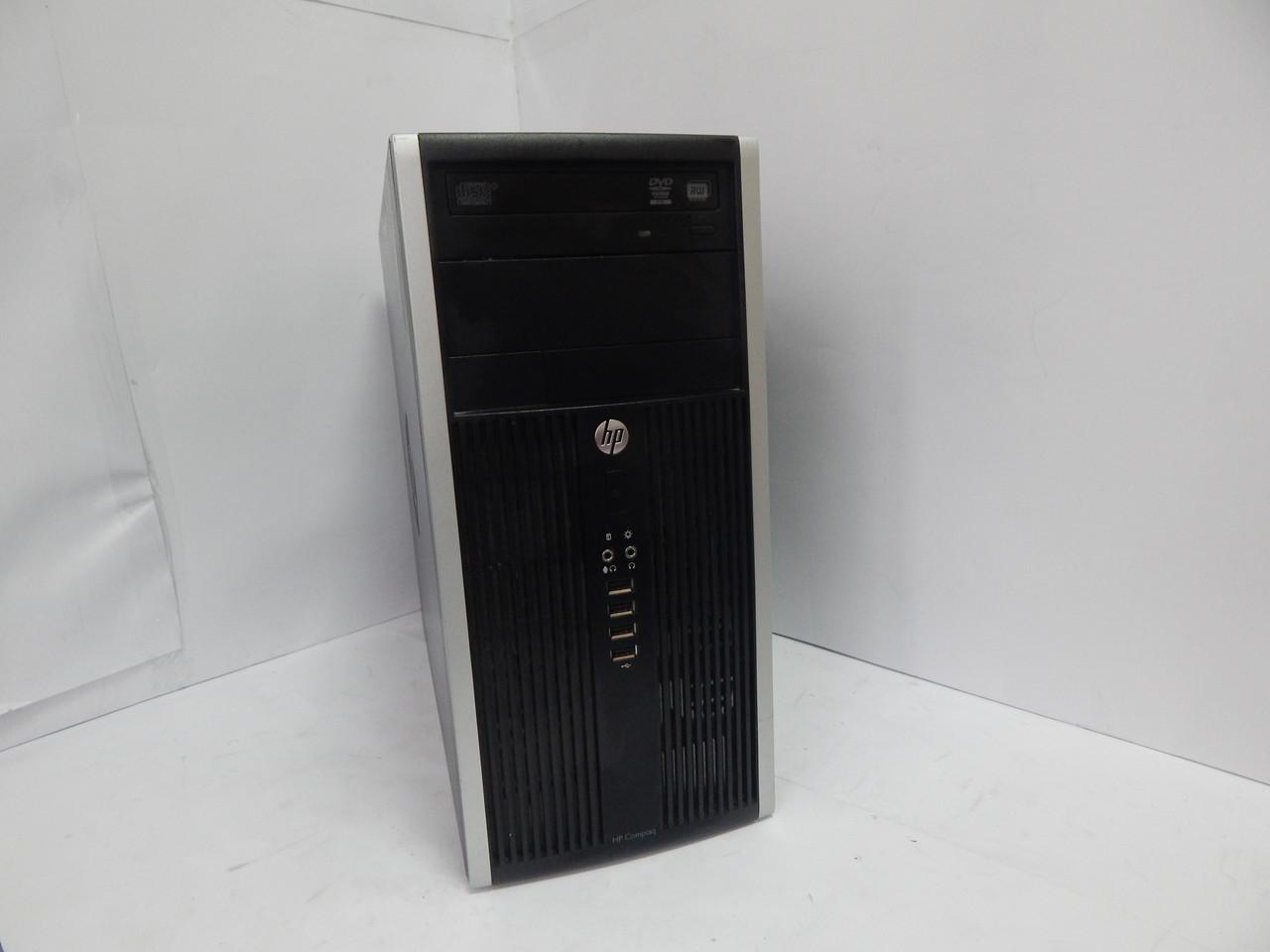 Системный блок компьютер HP 6300 MT 4 ядра i5-3470 RAM 4 ГБ DDR3  USB 3.0