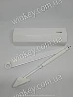 Доводчик дверной RYOBI D 1554 STD с ножницами белый