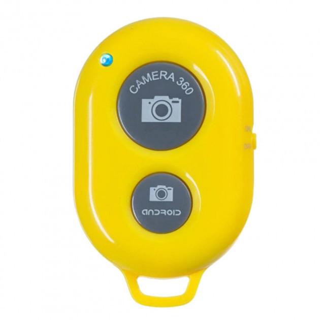 Пульт для селфи bluetooth кнопка для управления затвором камеры телефона на iOS и Android Remote Shutter