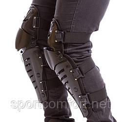 Мотозащита (коліно, гомілка) 2шт Fox raptor