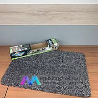 Придверный грязезащитный коврик Super Clean Mat в прихожую коридор для прихожей ванной впитывающий