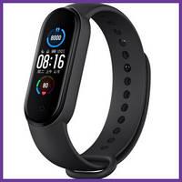 Фитнес Браслет Fitpro M5 Smart Band 5 Black. Скидка -38% Фитнес Трекер для Бега. Умные смарт часы для спорта.