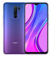 Смартфон Xiaomi Redmi 9 4/64 Purple NFC-версия + стекло