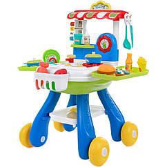 Детская кухня. Игровой набор для девочек Junioria