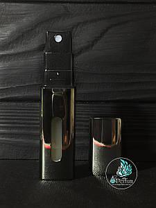 Атомайзер 10 мл для парфумерії металік